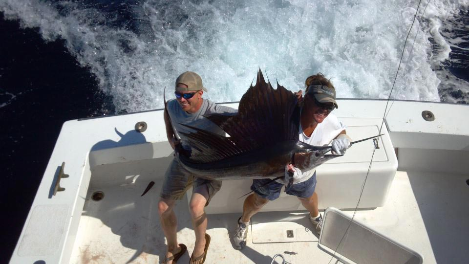Atlantic Sailfish Fishing